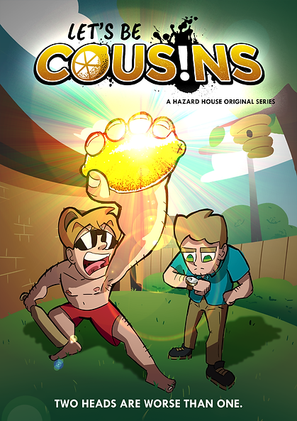 Let's be Cousins Season 1 Poster.png