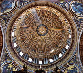The Vatican Dome