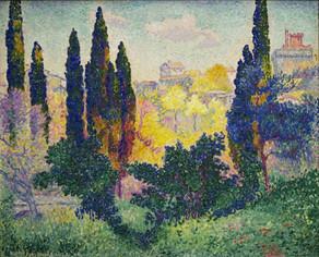 The Secret Impressionist Exhibit