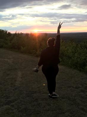 staff sunsets