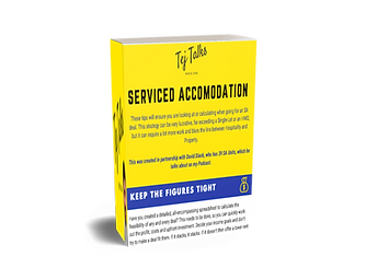Making serviced accomodation work in the UK