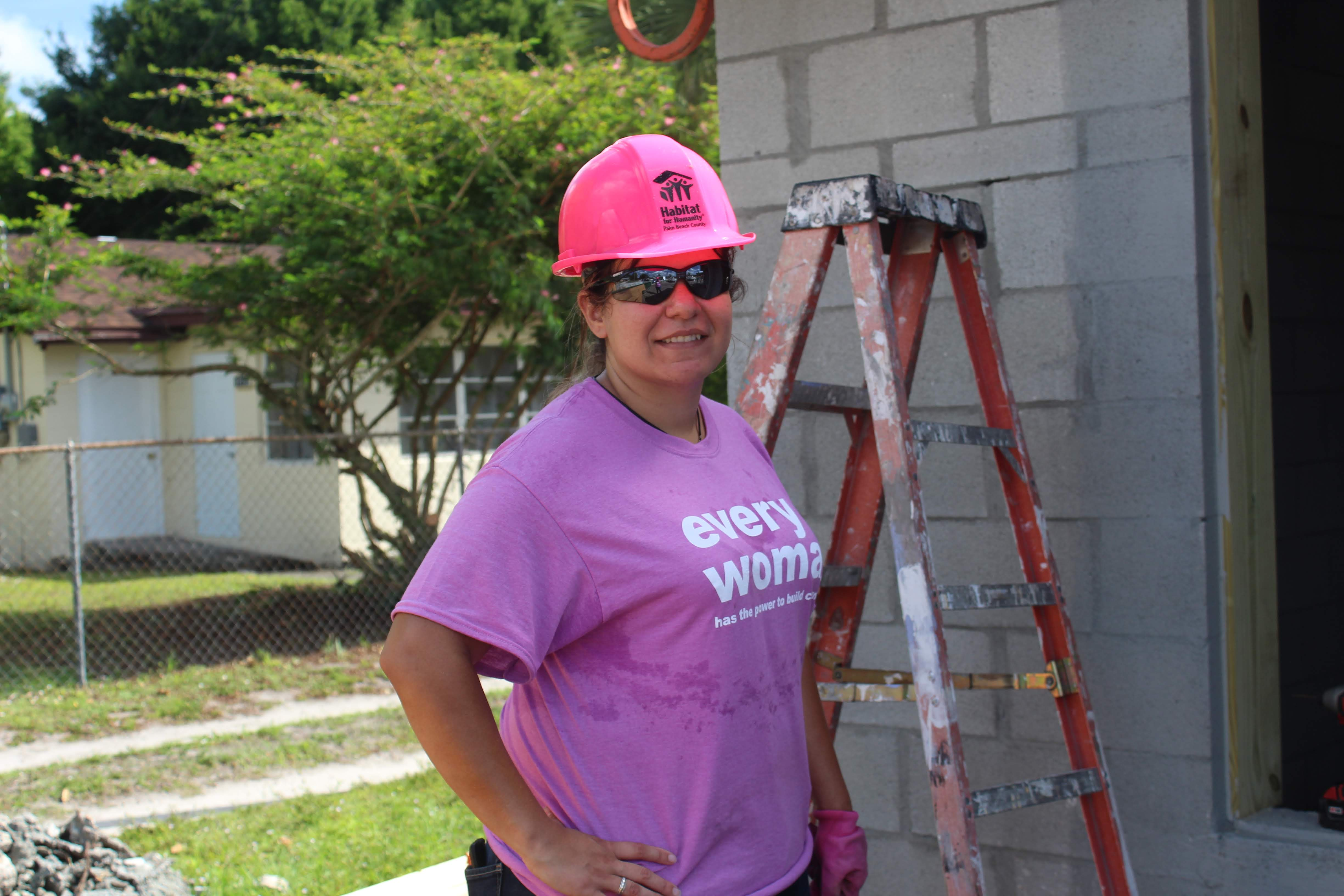Women Build 2019 - Habitat For Humanity Volunteer Day