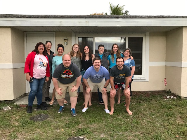 St Lucie Habitat for Humanity Collegiate Challenge