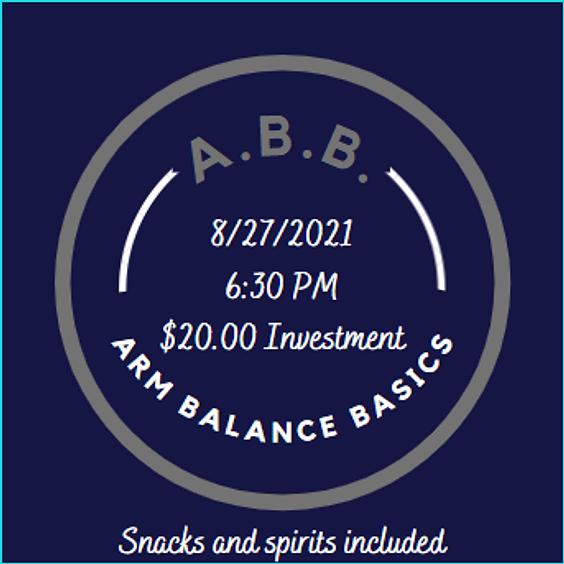 A.B.B Arm Balance Basics