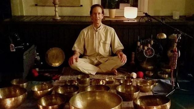 Sanctuary Tibetan Singing Bowl and Sound Meditation