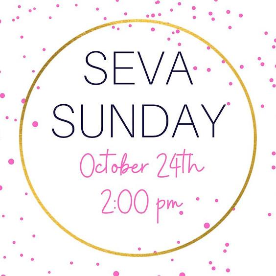 Seva Sunday- Benefitting Siteman Cancer Center
