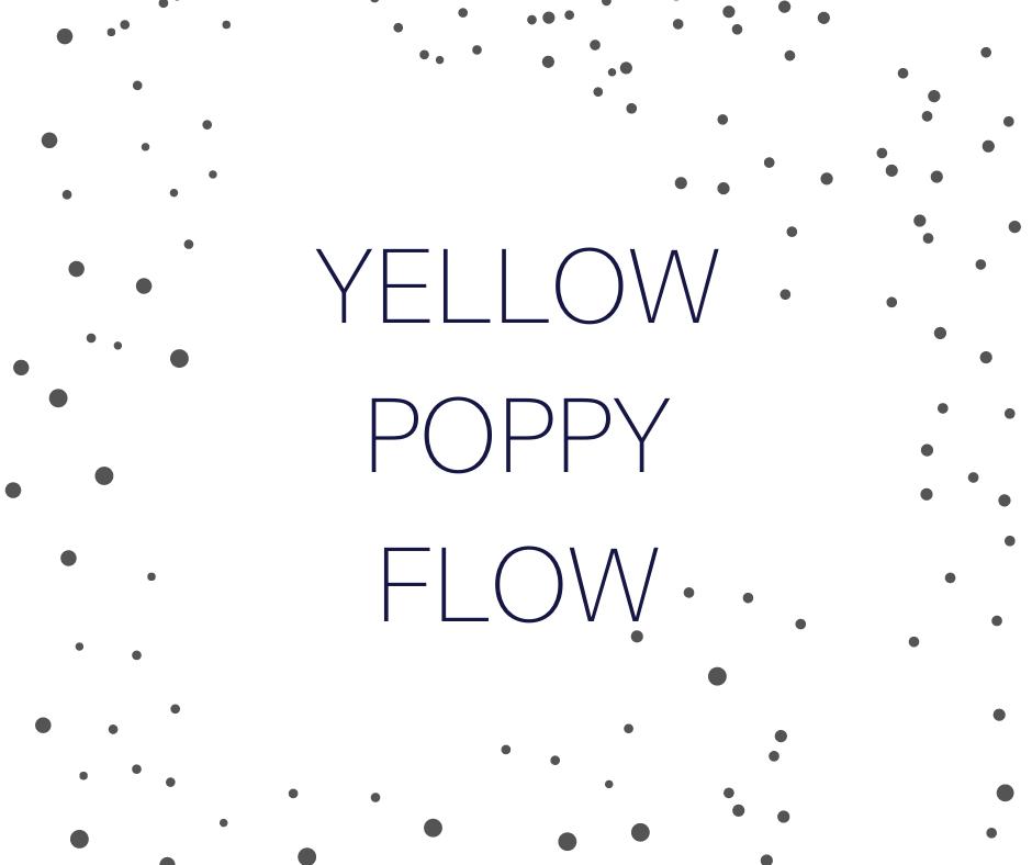 Yellow Poppy Flow