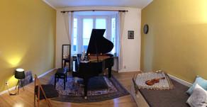 オーデルゲム音楽教室、始まります。
