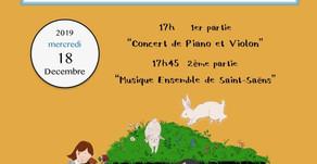 5ème Concert de Famille