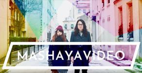 パリ在住YouTuber!MashAya Videoに出演しました!