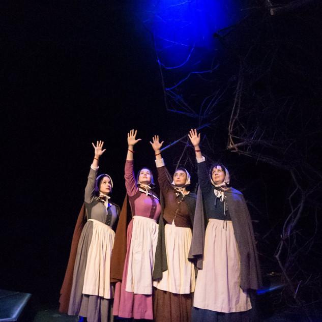 Afflicted-Daughters of Salem