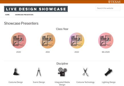 Live Design Digital Showcase