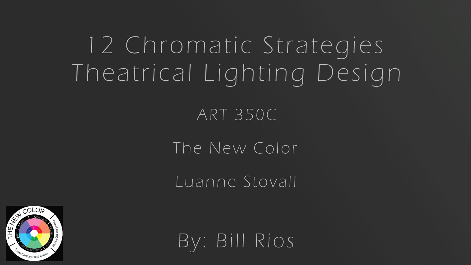 01-12-Chromatic-Strageties-Title-PageTit