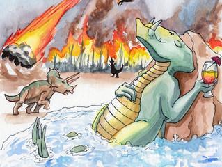 Prehistoric Hot Tub