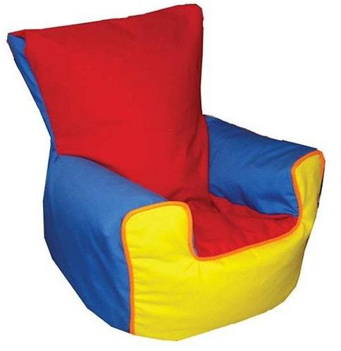 Multi Colour Rainbow Children's Bean bag Chair