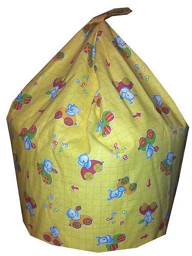 Teddies Day Out Bye Bye Teddy Bean Bag