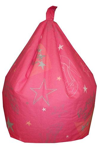 High School Musical Bean Bag - Pink