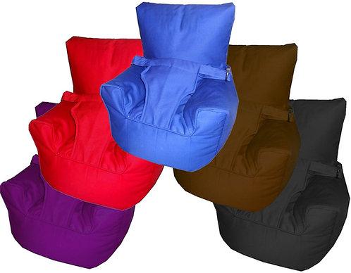 Baby Bean Bag Harness Chair - Plain Colours