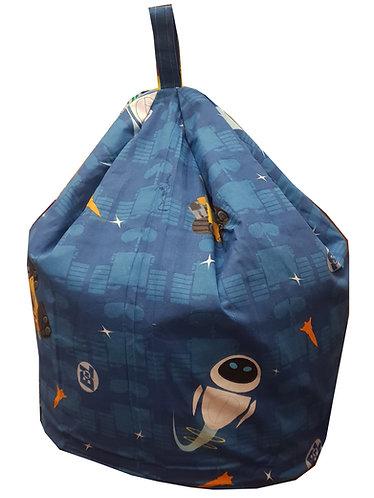 Wall-E Bean Bag - Blue