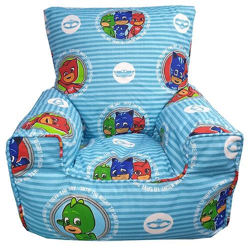 PJ Masks Bean Bag Chair - Blue.jpg