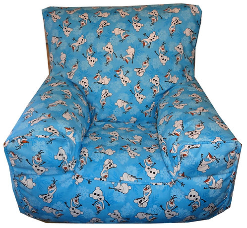 Disney's Frozen BeanBag Chair Olaf Warm Hugs