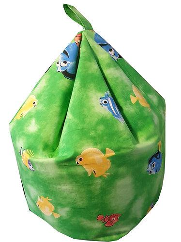 Nemo/Dory Bean Bag Colour Green.jpg