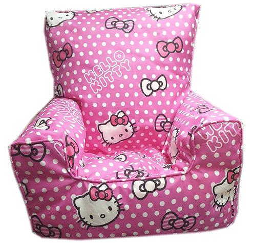 Hello Kitty Bean Bag Chair - Pink
