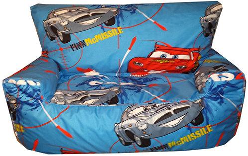 Disney Car's Bean Bag Sofa Lightning McQueen