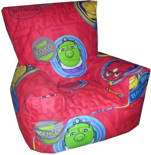 Chuggington Bean Bag Chair Children's Kids
