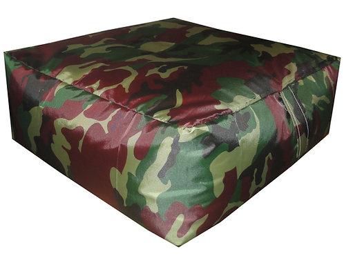 Camouflage Bean Bag Shooters/Fishing Seat Floor Cushion Kneeling Pad
