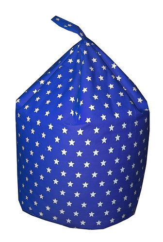 Stars Beanbag (Children's,Kids,Toddler) Blue