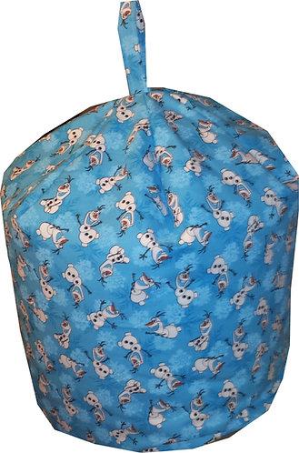 Disney's Frozen Bean Bag Olaf Warm Hugs Blue