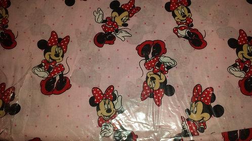 Minnie Mouse Bean Bag Chair Pink