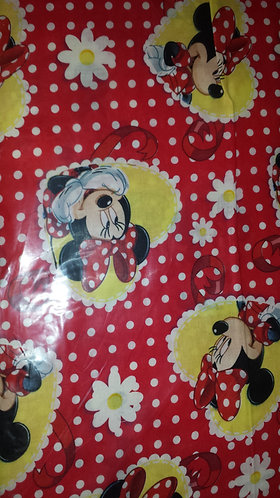 Baby Bean Bag Harness Chair - Minnie Mouse Hearts