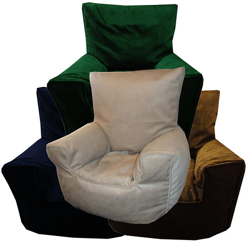 Corduroy Bean Bag Chair Children's Kids
