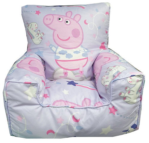 Peppa Pig Bean Bag Chair - Sleepy Unicorn