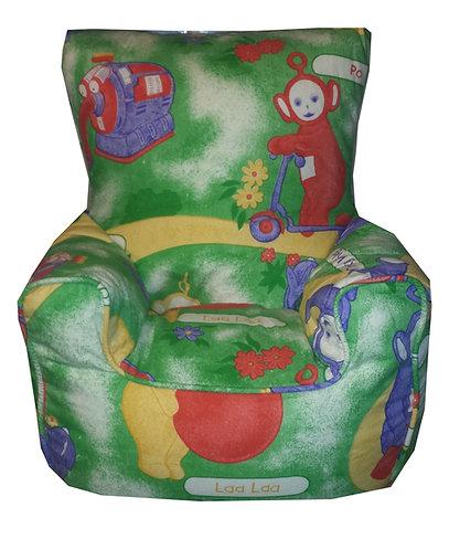 Teletubbies Bean Bag Chair Kids - Green