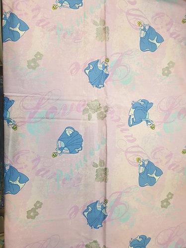 Disney Princess Bean Bag (Pink) Cinderella