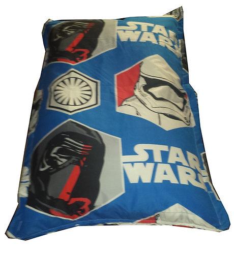 STAR WARS Bean Bag Floor Cushion - Blue
