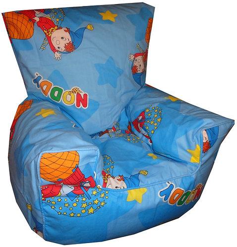Noddy Bean Bag Chair Children's Kids Blue