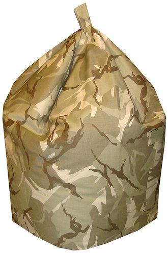 Camouflage Bean Bag Desert Storm