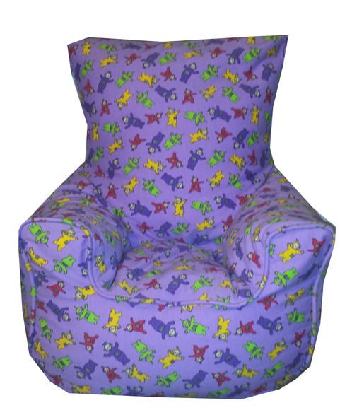 Teletubbies Bean Bag Chair Childrens Kids