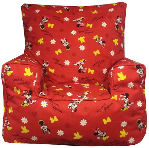 Brilliant Minnie Mouse Bean Bag Chair Creativecarmelina Interior Chair Design Creativecarmelinacom