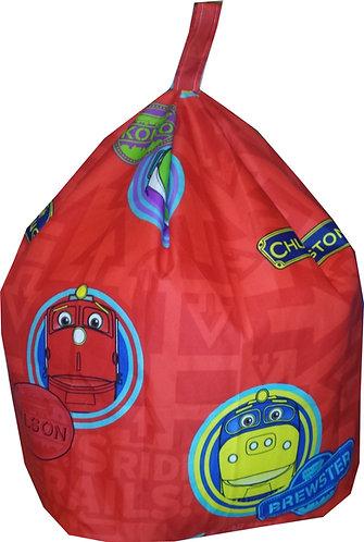 Chuggington Bean Bag - Red
