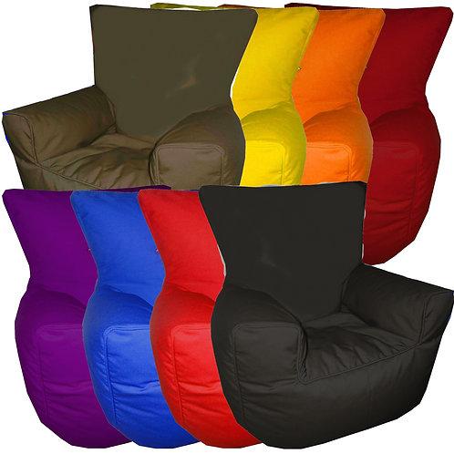 Plain Colour Bean Bag Chair  Children's Kids