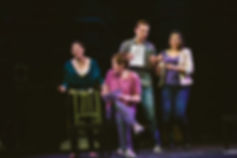 [title of show] at The Civic Theatre of