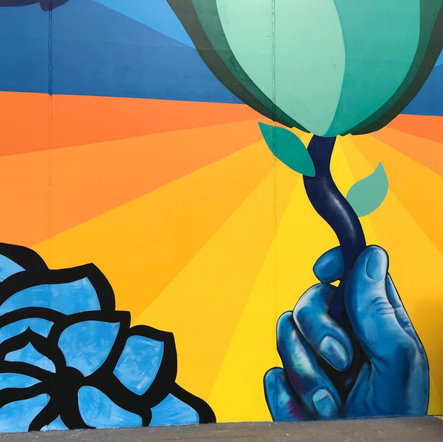 DPS Mural