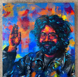 """""""Jerry Garcia"""""""
