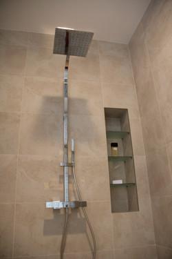 Salle d'eau - côté douche