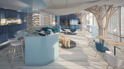 Axa - Cafeteria - plage V1-A